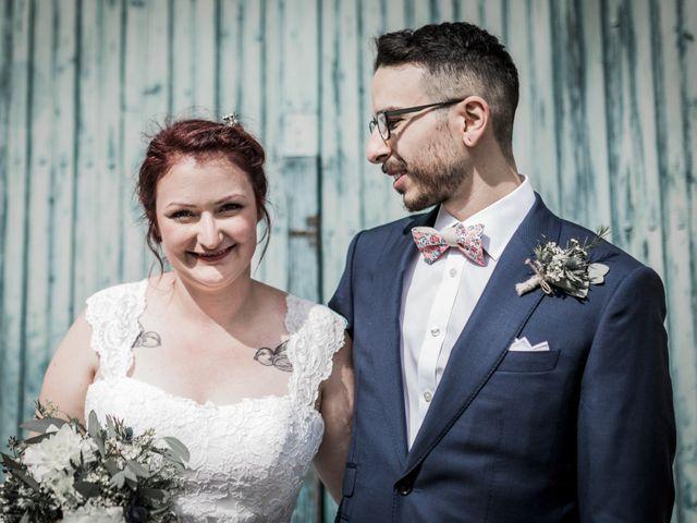 Le mariage de Quentin et Cindy à Wisches, Bas Rhin 11