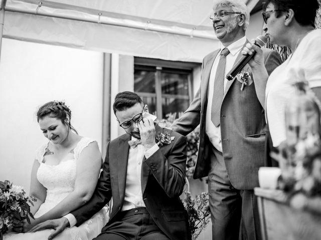 Le mariage de Quentin et Cindy à Wisches, Bas Rhin 17