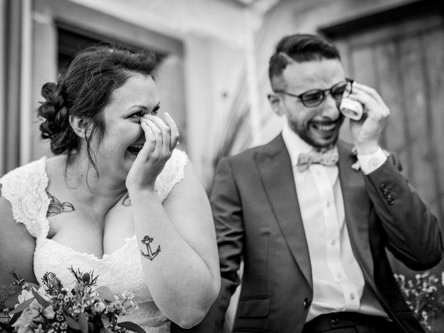 Le mariage de Cindy et Quentin