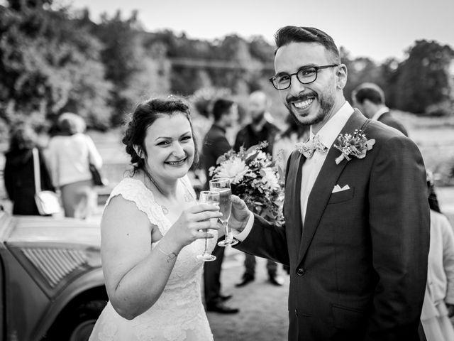 Le mariage de Quentin et Cindy à Wisches, Bas Rhin 23