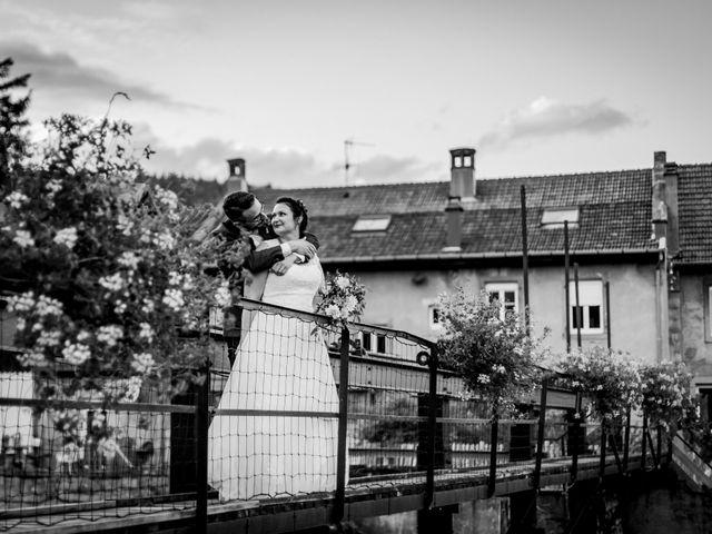 Le mariage de Quentin et Cindy à Wisches, Bas Rhin 34