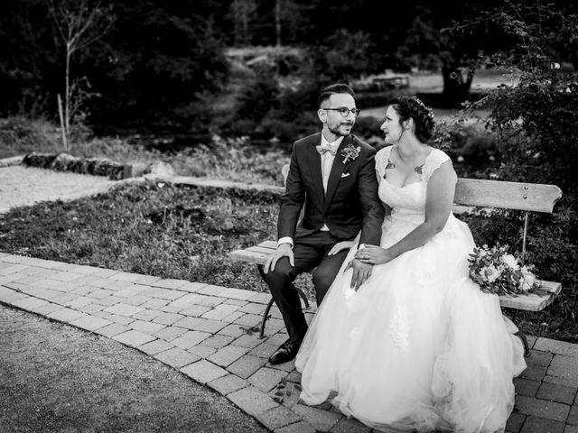Le mariage de Quentin et Cindy à Wisches, Bas Rhin 36