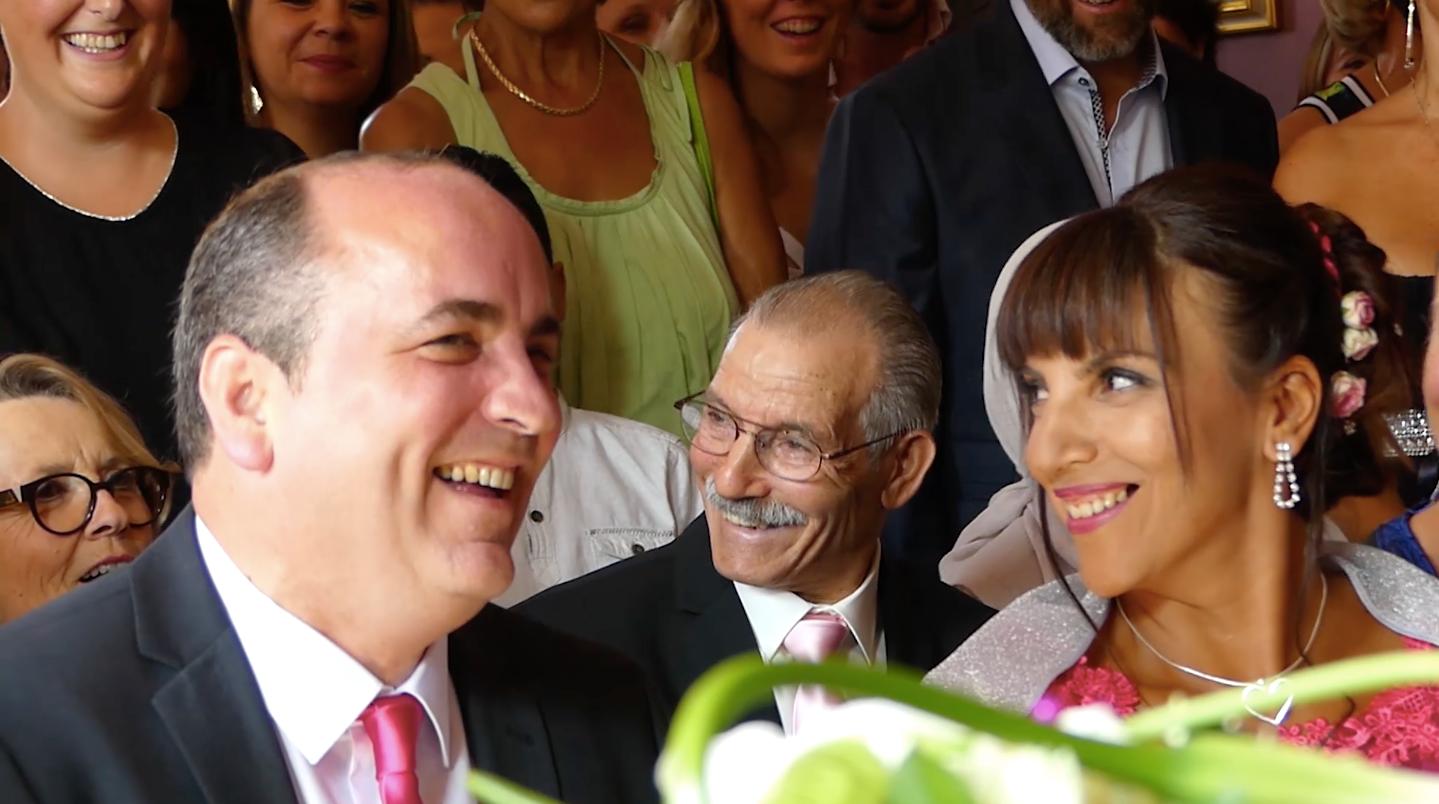 Le mariage de Guillaume et Nadia à Saint-Gervasy, Gard