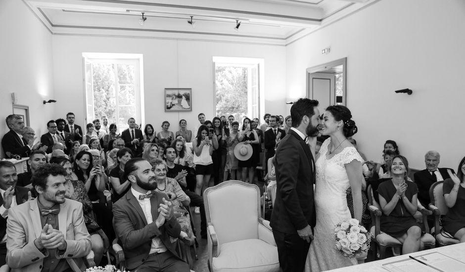 Le mariage de Mireille et Anthony à Aix-en-Provence, Bouches-du-Rhône