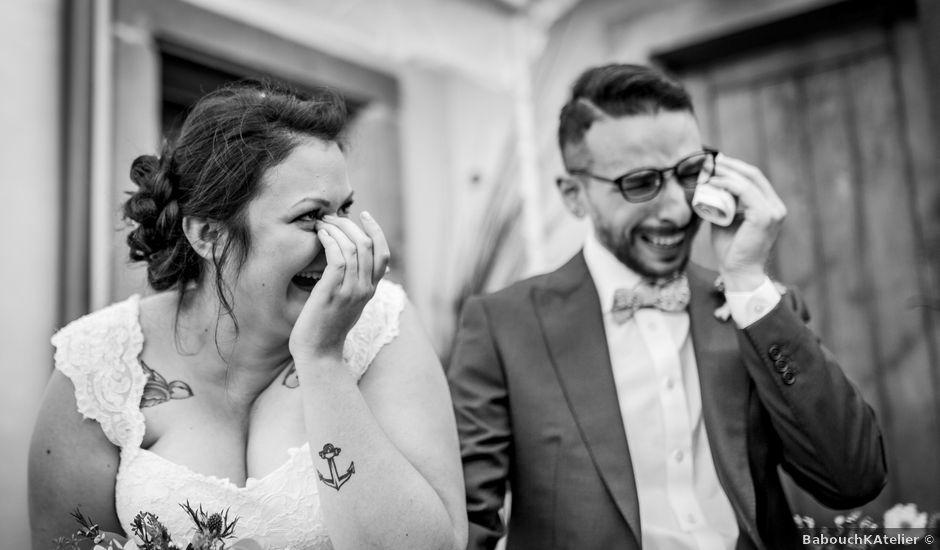 Le mariage de Quentin et Cindy à Wisches, Bas Rhin