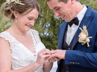 Le mariage de Jeanne et Alexis