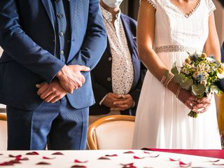 Le mariage de Maéva et Julien 1