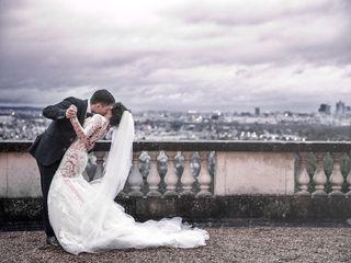 Le mariage de Aigul et Felipe