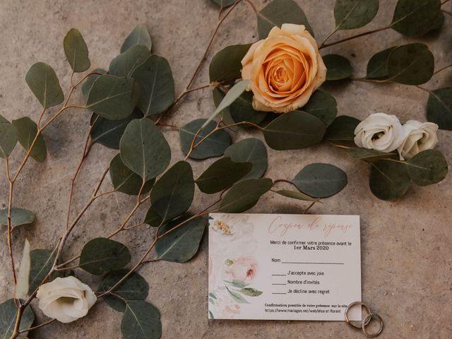 Le mariage de Florent et Elsa à Vignieu, Isère 3