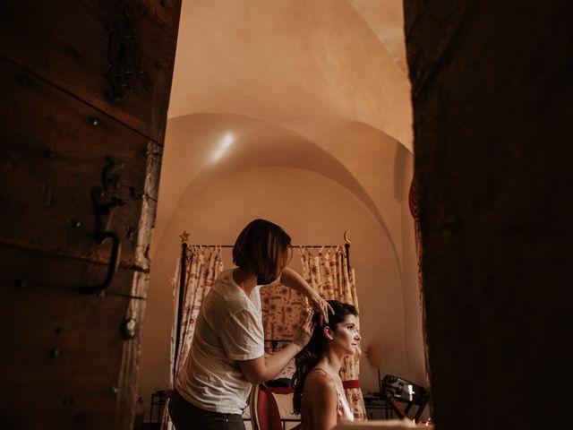 Le mariage de Florent et Elsa à Vignieu, Isère 5