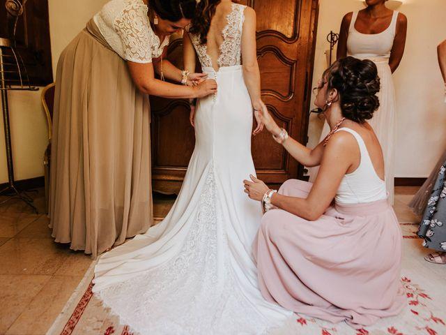 Le mariage de Florent et Elsa à Vignieu, Isère 19