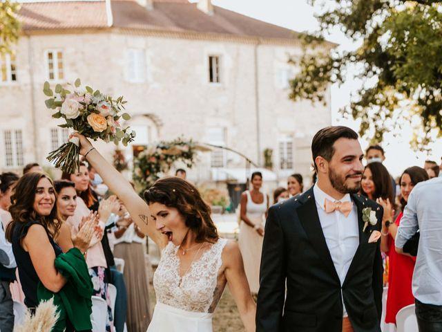 Le mariage de Florent et Elsa à Vignieu, Isère 22