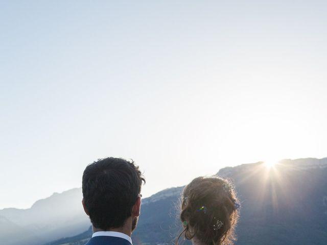 Le mariage de Domitille et Paul à Roissard, Isère 3