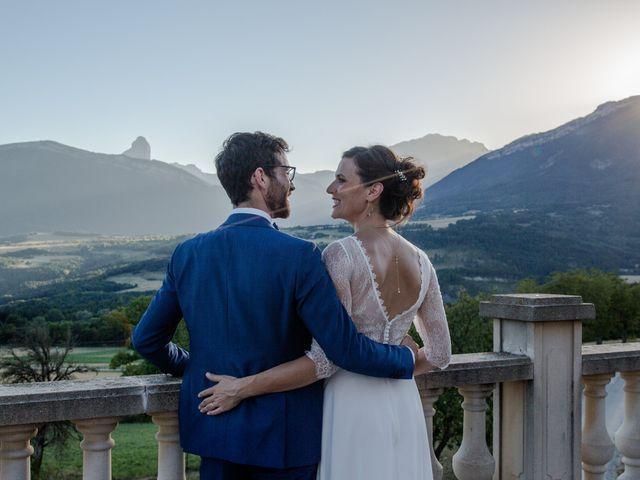 Le mariage de Domitille et Paul à Roissard, Isère 7