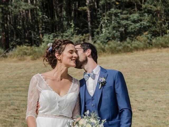 Le mariage de Domitille et Paul à Roissard, Isère 15