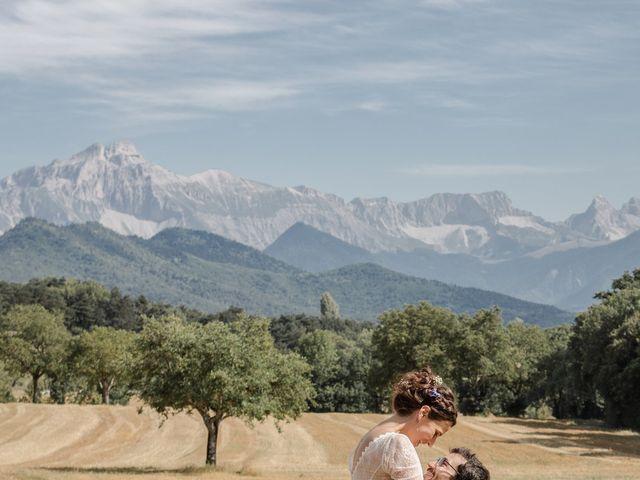 Le mariage de Domitille et Paul à Roissard, Isère 17