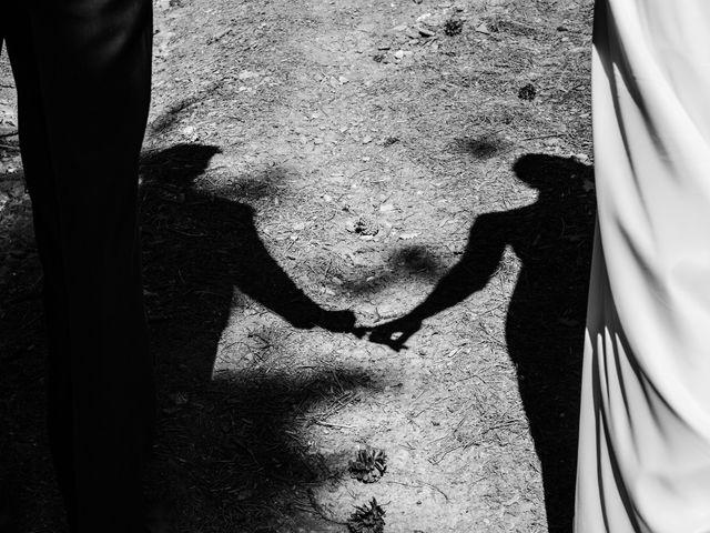 Le mariage de Domitille et Paul à Roissard, Isère 19