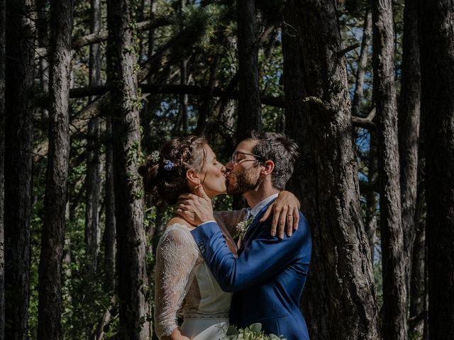 Le mariage de Domitille et Paul à Roissard, Isère 20