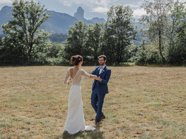 Le mariage de Domitille et Paul à Roissard, Isère 21