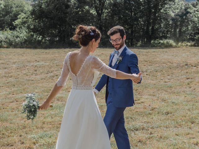 Le mariage de Domitille et Paul à Roissard, Isère 22