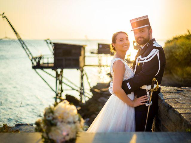 Le mariage de Pauline et Maxime