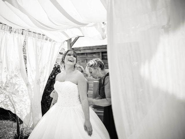 Le mariage de Bastien et Natasha à Cramoisy, Oise 10
