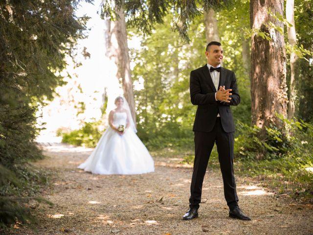 Le mariage de Bastien et Natasha à Cramoisy, Oise 12