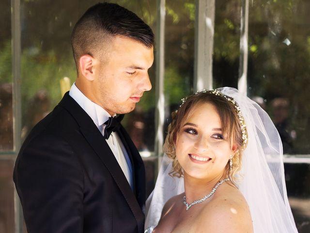 Le mariage de Bastien et Natasha à Cramoisy, Oise 13
