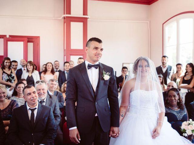Le mariage de Bastien et Natasha à Cramoisy, Oise 15