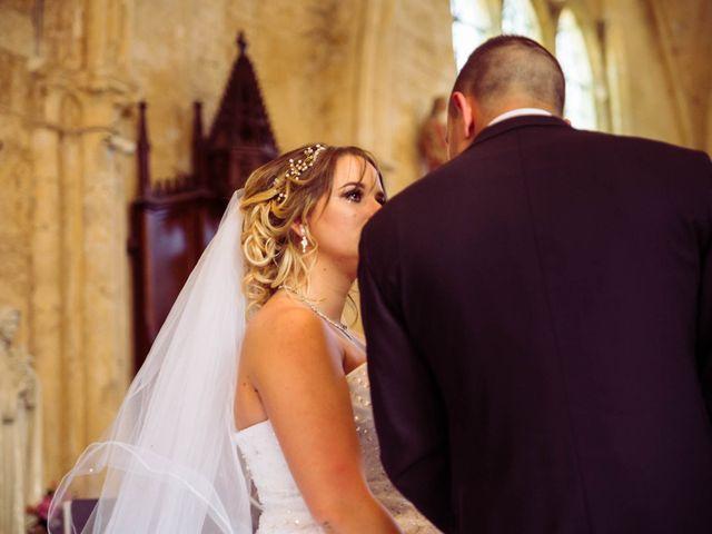 Le mariage de Bastien et Natasha à Cramoisy, Oise 17