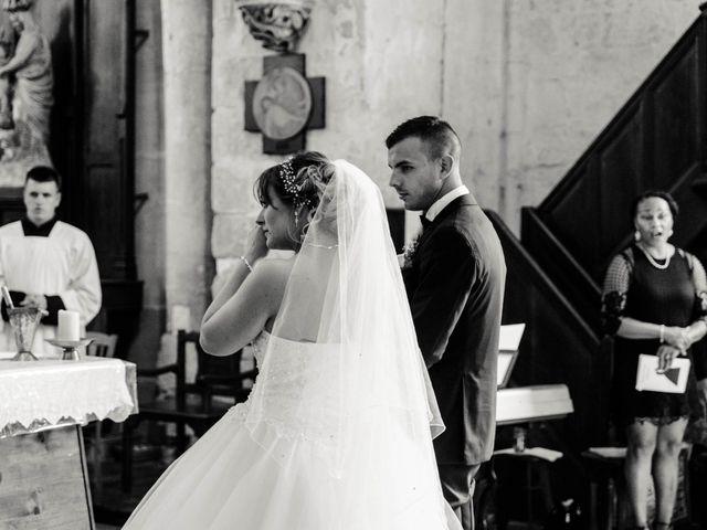 Le mariage de Bastien et Natasha à Cramoisy, Oise 19