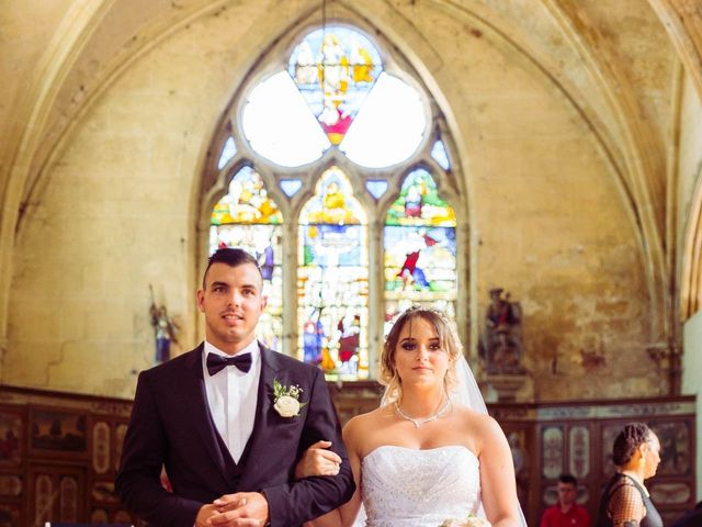 Le mariage de Bastien et Natasha à Cramoisy, Oise 20