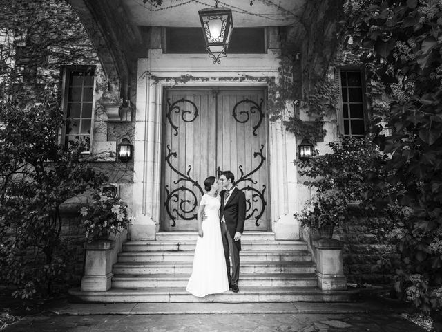 Le mariage de Camille et Alexis