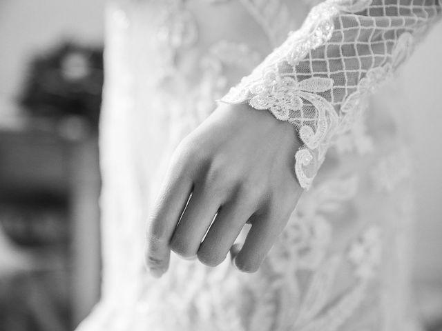 Le mariage de Felipe et Aigul à Louveciennes, Yvelines 11