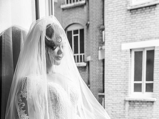 Le mariage de Felipe et Aigul à Louveciennes, Yvelines 19