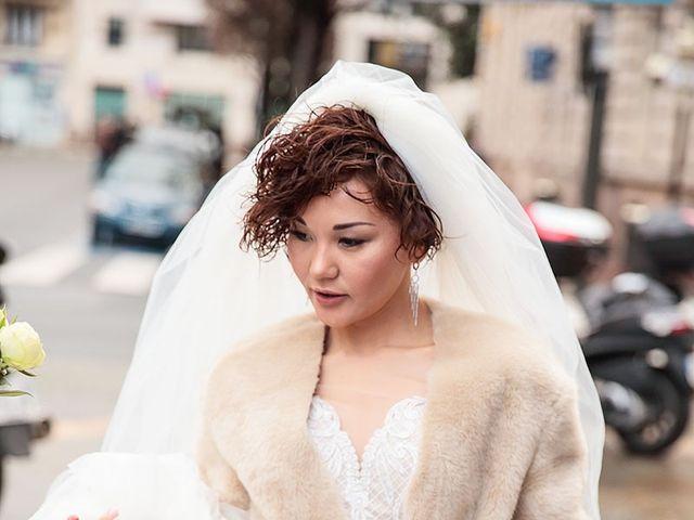 Le mariage de Felipe et Aigul à Louveciennes, Yvelines 22