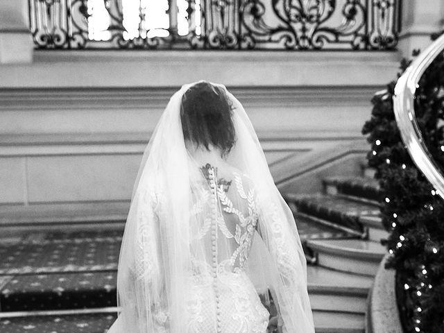 Le mariage de Felipe et Aigul à Louveciennes, Yvelines 25