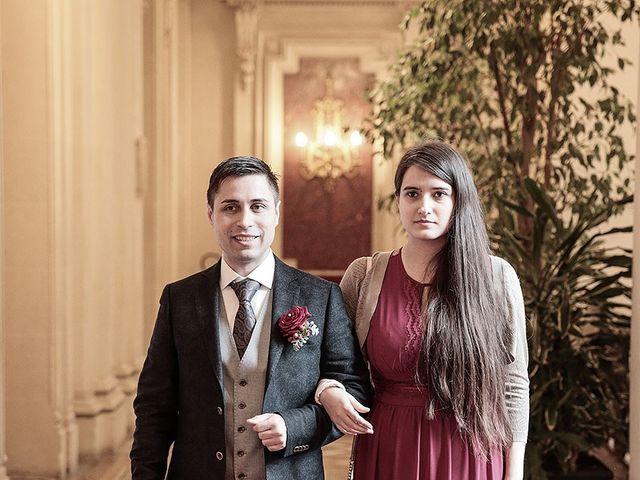 Le mariage de Felipe et Aigul à Louveciennes, Yvelines 26