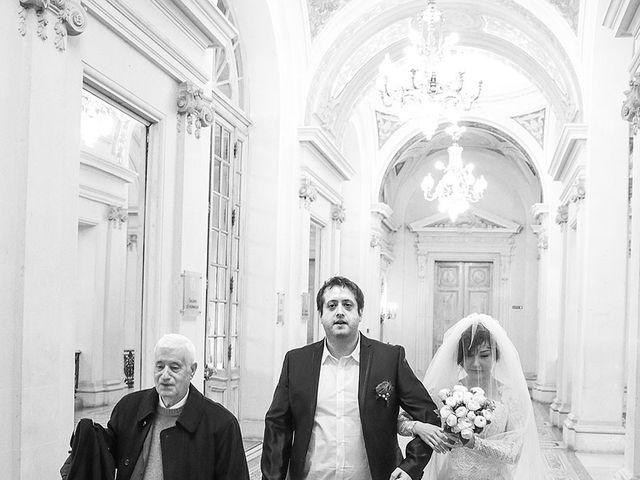 Le mariage de Felipe et Aigul à Louveciennes, Yvelines 28