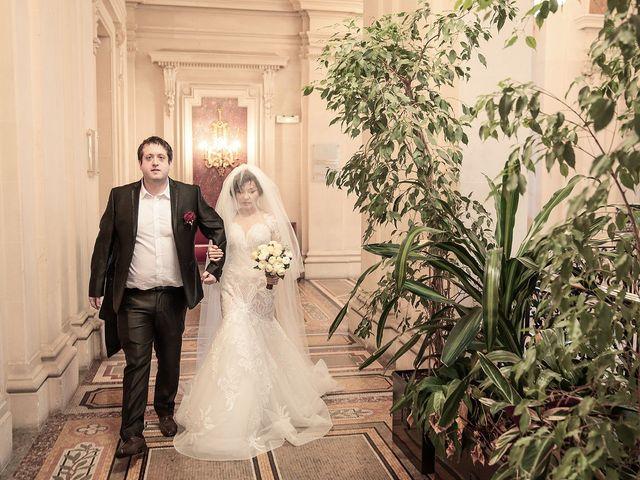Le mariage de Felipe et Aigul à Louveciennes, Yvelines 29