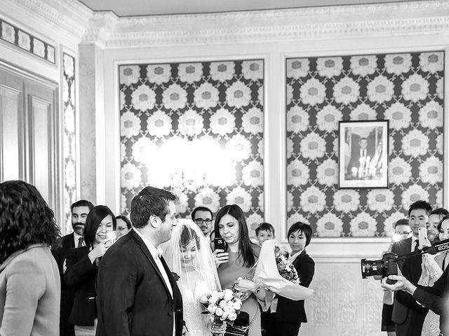 Le mariage de Felipe et Aigul à Louveciennes, Yvelines 30