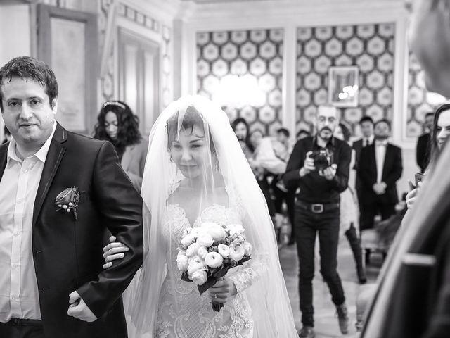 Le mariage de Felipe et Aigul à Louveciennes, Yvelines 32