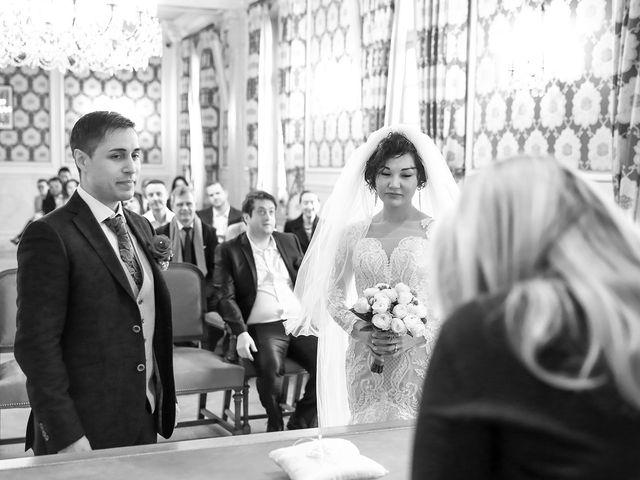 Le mariage de Felipe et Aigul à Louveciennes, Yvelines 40