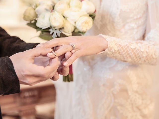 Le mariage de Felipe et Aigul à Louveciennes, Yvelines 42
