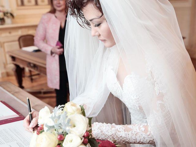 Le mariage de Felipe et Aigul à Louveciennes, Yvelines 46