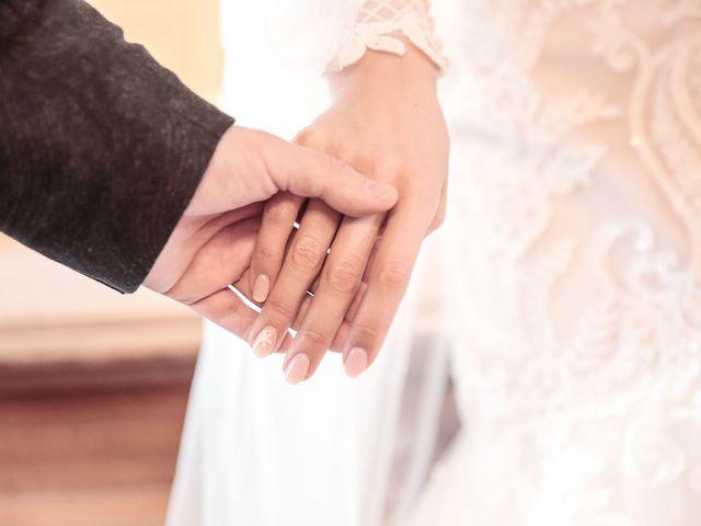 Le mariage de Felipe et Aigul à Louveciennes, Yvelines 48