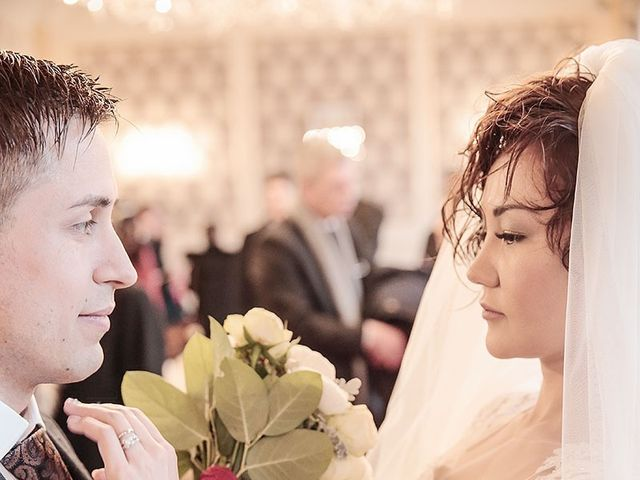 Le mariage de Felipe et Aigul à Louveciennes, Yvelines 53