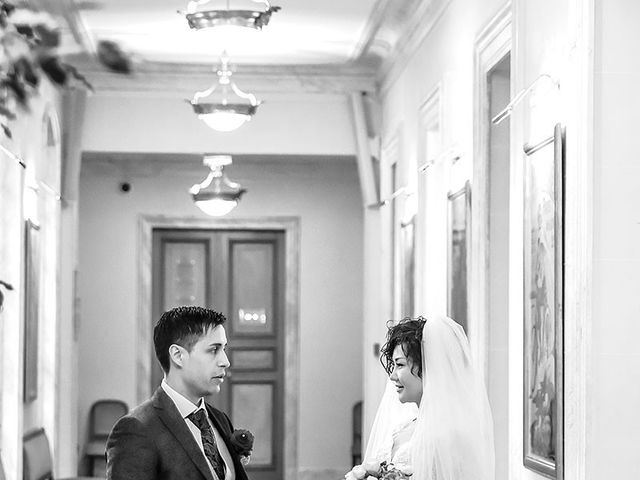 Le mariage de Felipe et Aigul à Louveciennes, Yvelines 54