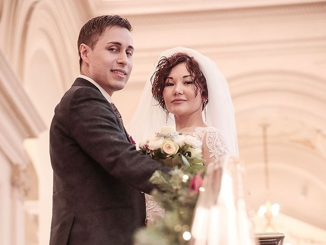 Le mariage de Felipe et Aigul à Louveciennes, Yvelines 58
