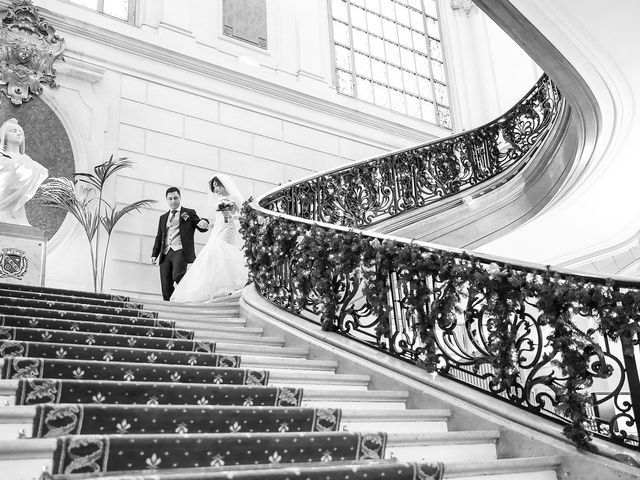 Le mariage de Felipe et Aigul à Louveciennes, Yvelines 59
